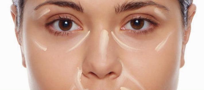 Кисть для контуринга носа