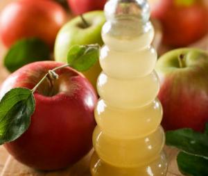 Как использовать яблочный уксус в косметике?
