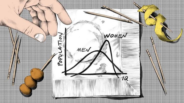 Действительно ли мужчины умнее женщин?