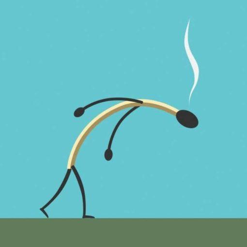 Синдром эмоционального выгорания. Что делать, когда вы «дошли до ручки»