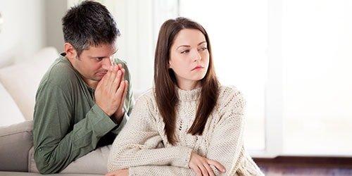 Чего женщины не прощают мужчинам