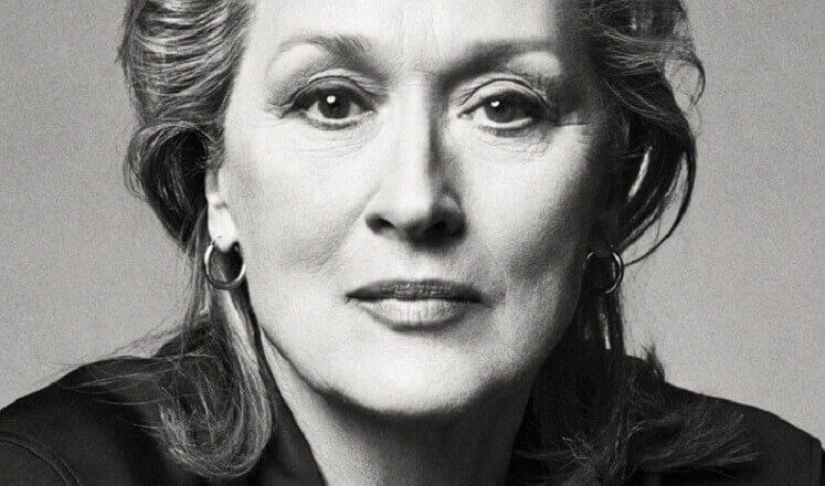 Мерил Стрип: «Я больше не собираюсь терпеть»