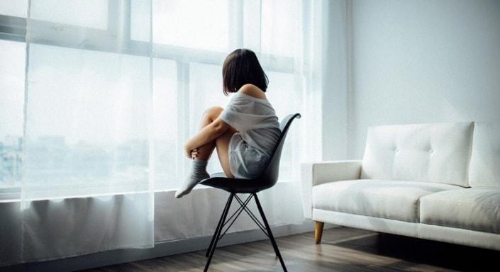 Быть одной не страшно, страшно чувствовать себя одинокой в отношениях