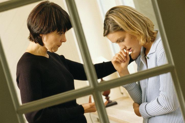Восемь токсичных типов взаимоотношений между матерью и дочерью