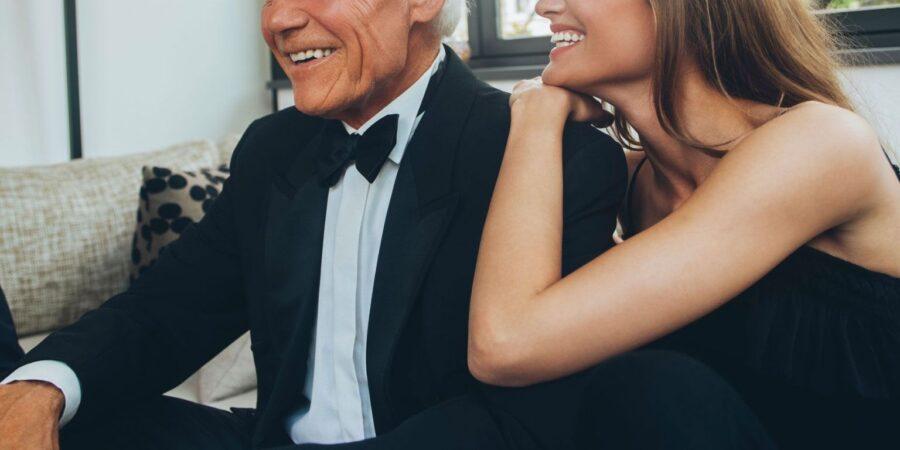 8 честных причин, почему старшие мужчины выбирают молодых девушек