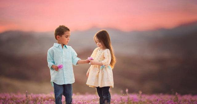 Что такое любовь: отвечают дети