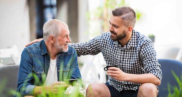 Отец говорит. Лучший совет, который родитель может дать сыну