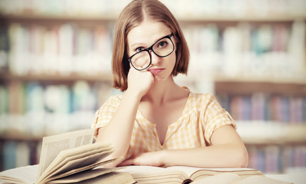 Умная женщина: как на самом деле мужчины относятся к интеллектуалкам