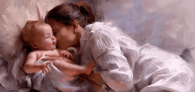 12 волшебных фраз, имеющих исцеляющий эффект, перед сном ребенку