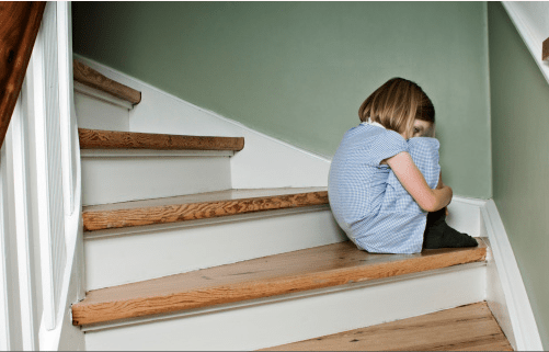 4 причины, почему токсичные отношения для детей хуже, чем развод