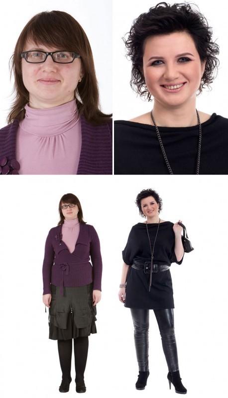 Популярный стилист доказал, что каждая женщина может быть красивой!