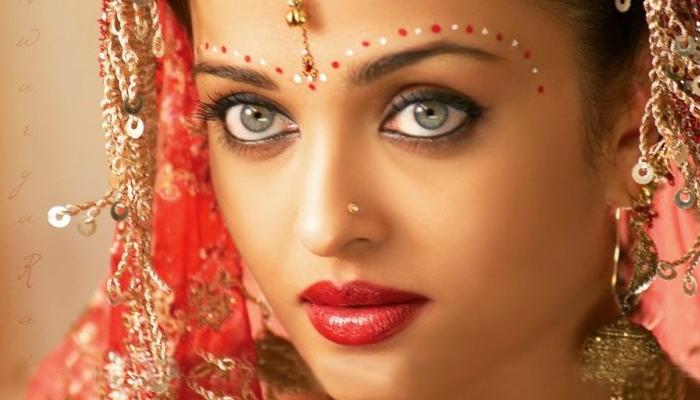 Фото макияжа восточных женщин