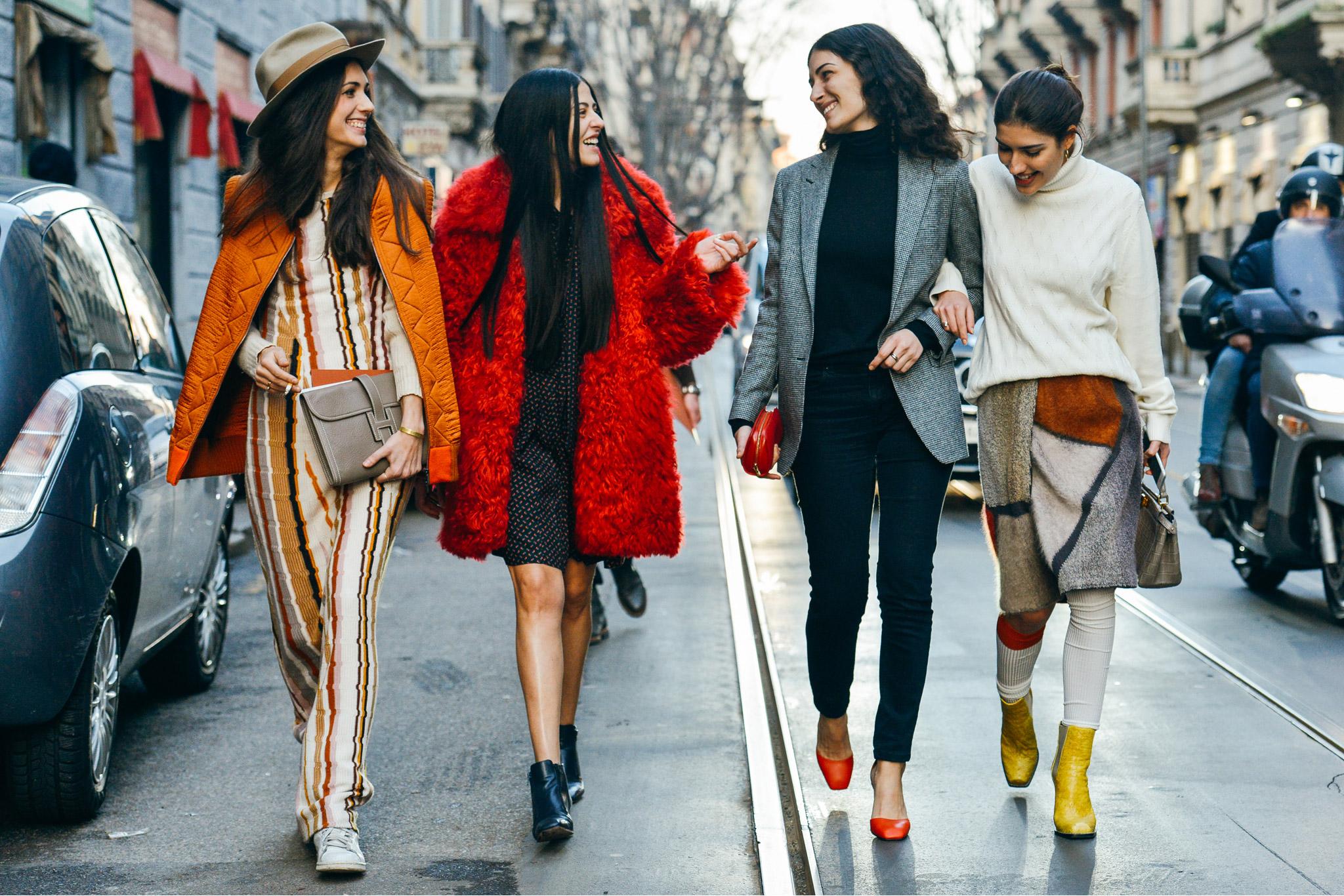 Стоит ли следовать моде и ее тенденциям?