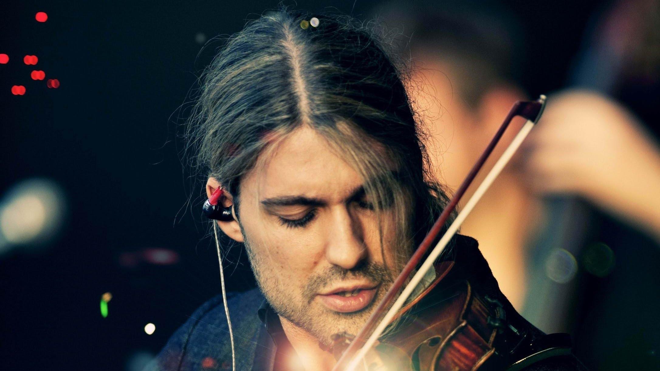 «Чардаш» в исполнении самого быстрого скрипача в мире — Дэвида Гаррета