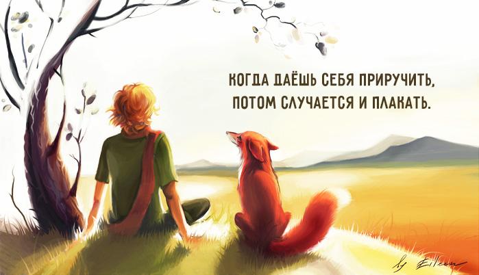 Мудрые и глубокие цитаты из «Маленького принца»