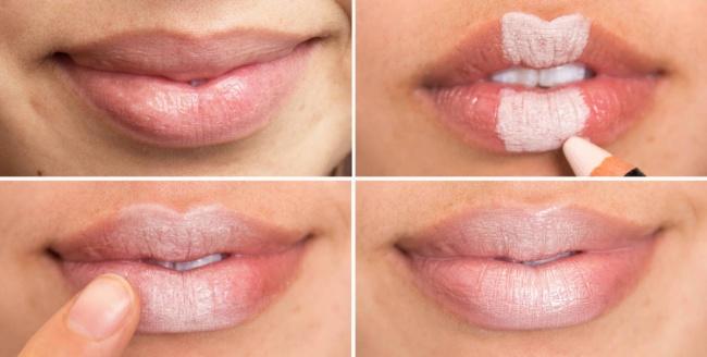 ТОП-15 хитростей, с которыми ваши губы будут выглядеть соблазнительно!