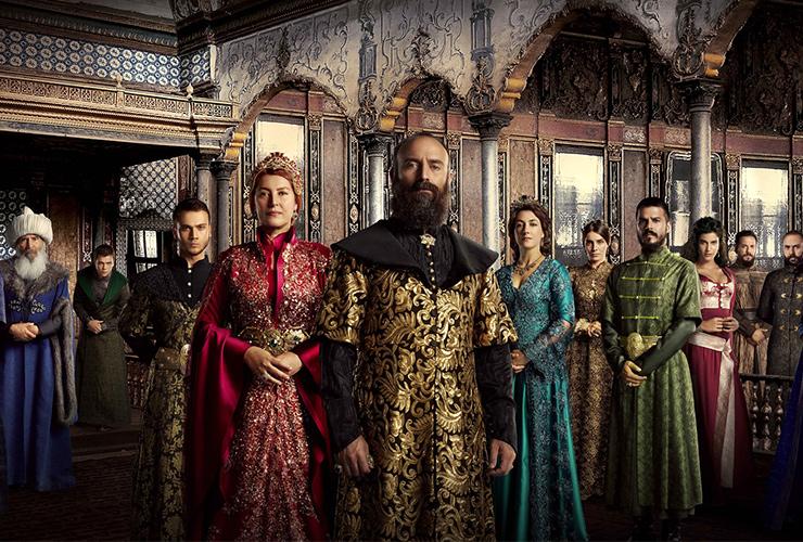 7 исторических сериалов. Вопрос, что посмотреть вечером, отпал сам собой!