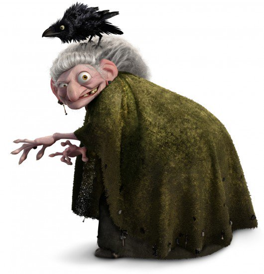 Злая ведьма по имени Ревность