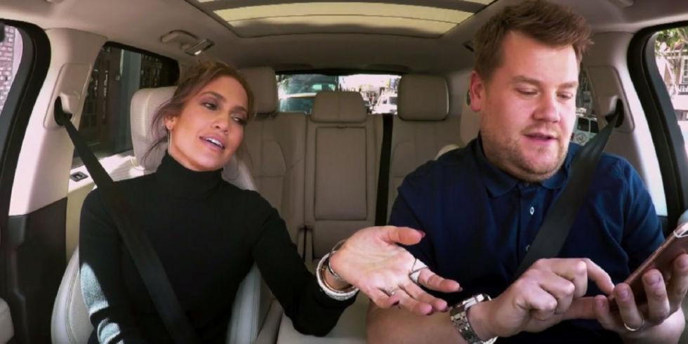 ВИДЕО: Как Дженнифер Лопес в такси отрывалась!